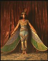 Egyptian-look dancer