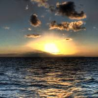 Kaua'i Sunset Art Prints & Posters by Matthew Brander