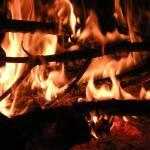 """Camp Fire"" by Adventurer"