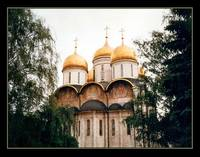 Cathedral of the Assumption: Moscow