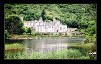 Kylemore Abbey on the Lake