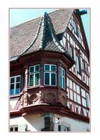 The Oriel Window: Rothenburg