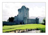 Ross Castle in the Sun: Killarney National Park