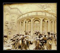 The Bronze Doors: Florence