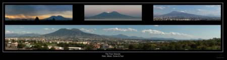 The Four Vesuvio