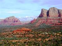 Sedona - Northeast View From Bell Rock