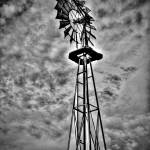 """Texas windmill"" by cmaccubbin"