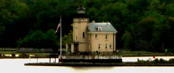 Kingston, NY Lighthouse
