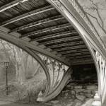 """Gothic Bridge, Central Park"" by Manzari"