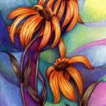 """Three Susans"" by AlmaLee"