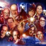 """Top 40 Composers"" by paulshipper"