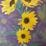 """Sunflowers"" by jenniferbray"