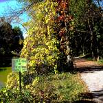 """Pittsford towpath sign"" by PittsfordPIcs"