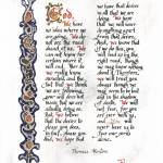 """Prayer of Thomas Merton"" by JReubenAiton"