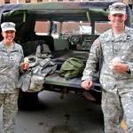 """Iraq war vets having ice cream"" by stalzz64"