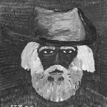 """""""Pappa Joe BW"""" by GraveyardMoss"""