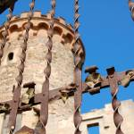 """""""colonia guell abandoned castle"""" by iratxe"""