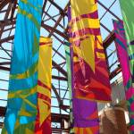 """""""Colorful banners in Boston"""" by highstreetgallery"""
