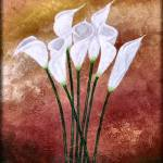 """LUMINESCENT LILLIES"" by peggygarr"
