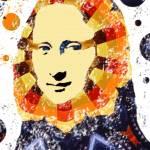"""""""Mona Lisa"""" by artheart"""
