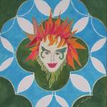 """The Green Man by Kim Wyatt"" by kimwyatt"