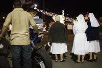 Nuns and Bikers