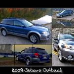 """2009 Subaru Outback Collage"" by KentuckyRanger"