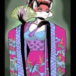 """""""Geisha"""" by artvixn"""