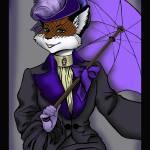 """Victorian Fox"" by artvixn"