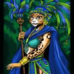 """Mayan Priestess"" by artvixn"