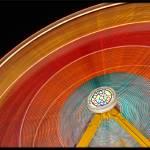 """Big wheel keeps on turning..."" by pcrocks"