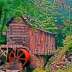 """Old Grist Mill"" by trevortrent"