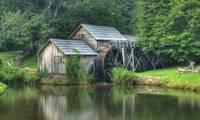 Mabry's Mill - HDR