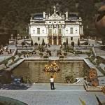 """Schloss Linderhof, Upper Bavaria"" by PriscillaTurner"