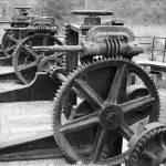 """Delaware Canal Machinery"" by keliraephotos"