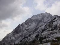 Wasatch Mountains- Little Cottonwood Canyon