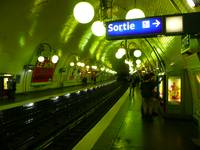 For a while i thought the station was called Sorti