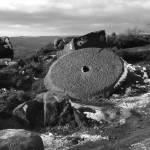 """Peak Stone B&W"" by lukeflickr"