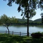 """Ohio River Fence"" by photosbycharlie"