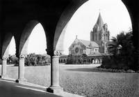Stanford Memorial Church, near Palo Alto by WorldWide Archive
