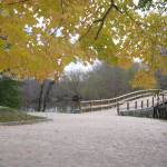 """Old North Bridge Concord, MA 11-2-07"" by halobelle"