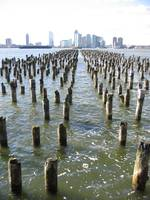 New York Jetty Posts
