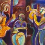 """Harmony Trio"" by marydelave"