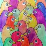 """birds"" by IrisGrover"
