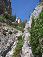 Moustiers Saint Marie Church