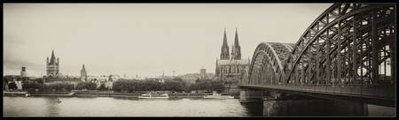 old cologne panoramic