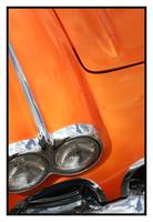 Classic Car Orange 07.13.07_336