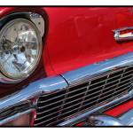 """Classic Car Red 07.14.07_266"" by paulhasara"
