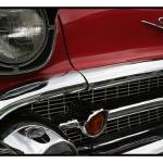 """Classic Car Red 07.15.07_692"" by paulhasara"