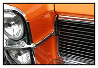 Classic Car Orange 07.15.07_780